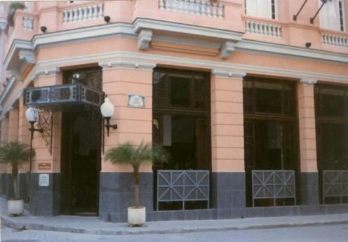 'Hotel Ambos Mundos front' Check our website Cuba Travel Hotels .com often for updates.