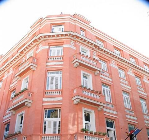 'Hotel Ambos Mundos front 2 ' Check our website Cuba Travel Hotels .com often for updates.