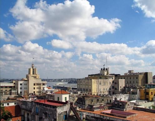 'Ambos Mundos view from roof' Check our website Cuba Travel Hotels .com often for updates.