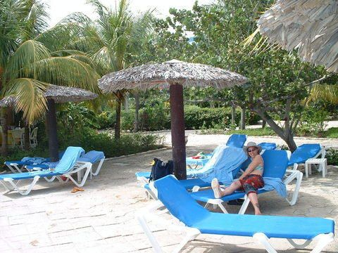 'Blau - Costa Verde - relax by the pool and enjoying the service' Check our website Cuba Travel Hotels .com often for updates.
