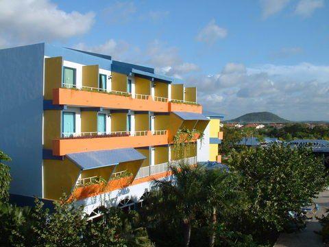 'Blau - Costa Verde - fachada del hotel en la playa de Varadero' Check our website Cuba Travel Hotels .com often for updates.
