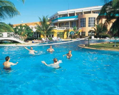'Hotel - Brisas del caribe - pool' Check our website Cuba Travel Hotels .com often for updates.
