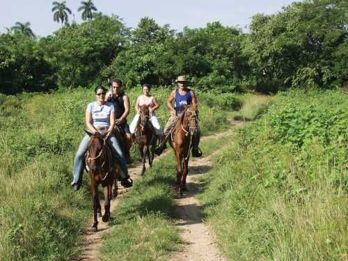 'Camping - Aguas Claras - horse ride' Check our website Cuba Travel Hotels .com often for updates.