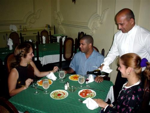 'Hotel - Plaza - dinner' Check our website Cuba Travel Hotels .com often for updates.