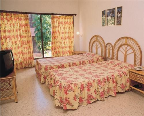 'Hotel - Las Cuevas - room' Check our website Cuba Travel Hotels .com often for updates.