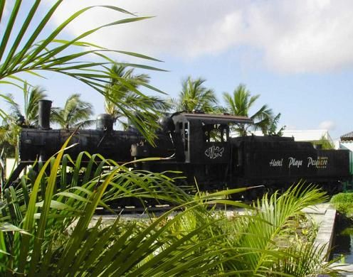 'Hotel - Playa Pesquero - old train ' Check our website Cuba Travel Hotels .com often for updates.
