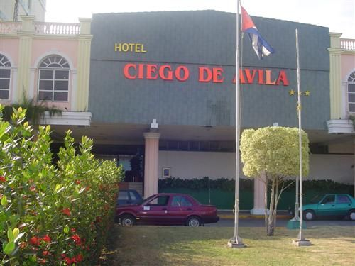 'Hotel - Ciego de Avila - facade' Check our website Cuba Travel Hotels .com often for updates.
