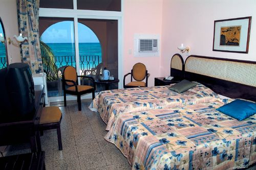 'Hotel - Club Ancon - room' Check our website Cuba Travel Hotels .com often for updates.