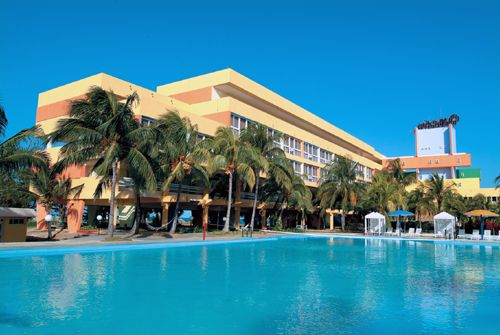 'Hotel - Club Ancon - facade and pool' Check our website Cuba Travel Hotels .com often for updates.