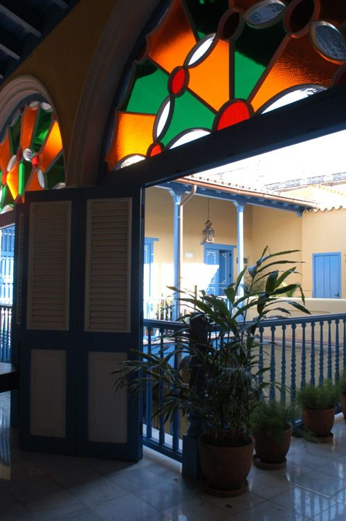 'Hotel Beltran de Santa Cruz 1rst floor' Check our website Cuba Travel Hotels .com often for updates.