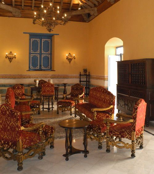 'Hotel Beltran de Santa Cruz lobby' Check our website Cuba Travel Hotels .com often for updates.
