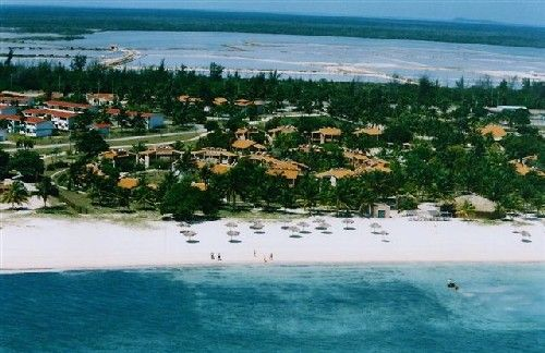 'Club Amigo - Caracol - aerial view of the hotel' Check our website Cuba Travel Hotels .com often for updates.