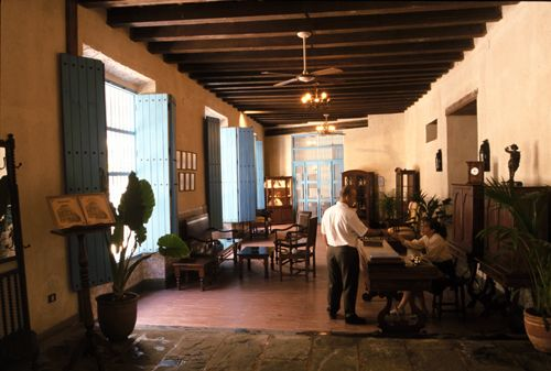 'Cuba Hotel Comendador recepcion' Check our website Cuba Travel Hotels .com often for updates.