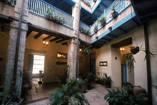'Cuba Hotel Comendador patio' Check our website Cuba Travel Hotels .com often for updates.