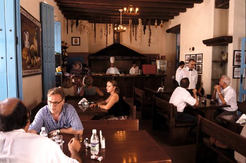 'Cuba Hotel Comendador Restaurant ' Check our website Cuba Travel Hotels .com often for updates.