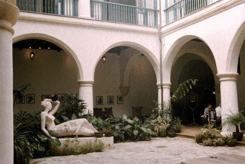 'Hotel Conde de Villanueva patio' Check our website Cuba Travel Hotels .com often for updates.