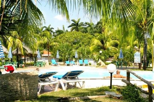 'Finca - Maria Dolores - pool area' Check our website Cuba Travel Hotels .com often for updates.