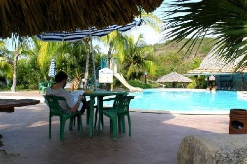 'Finca - Maria Dolores - reading by the pool' Check our website Cuba Travel Hotels .com often for updates.