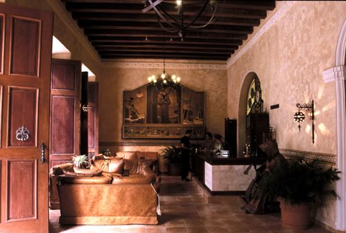'Hotel Los Frailes lobby' Check our website Cuba Travel Hotels .com often for updates.
