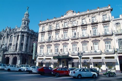 'Hotel Inglaterra - facade' Check our website Cuba Travel Hotels .com often for updates.