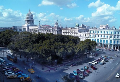 'Hotel Inglaterra - facing Parque Central' Check our website Cuba Travel Hotels .com often for updates.