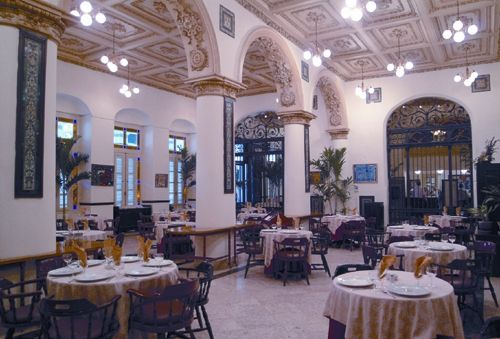 'Hotel Inglaterra - restaurant ' Check our website Cuba Travel Hotels .com often for updates.