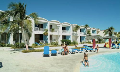 'Club - Cayo Largo - facade' Check our website Cuba Travel Hotels .com often for updates.
