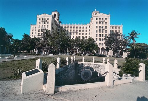 'Hotel Nacional de Cuba - facade' Check our website Cuba Travel Hotels .com often for updates.