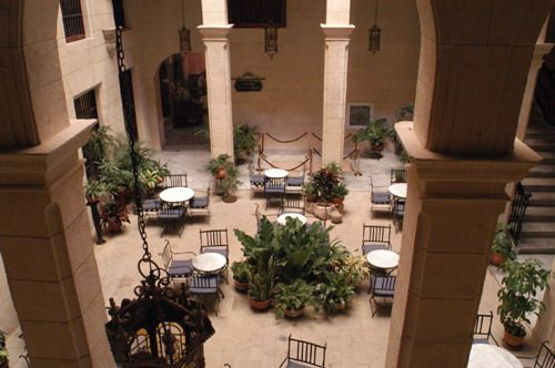 'Hotel Palacio O'farril patio' Check our website Cuba Travel Hotels .com often for updates.