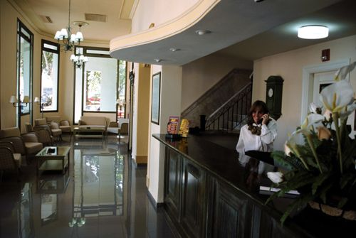 'Hotel Park View reception' Check our website Cuba Travel Hotels .com often for updates.