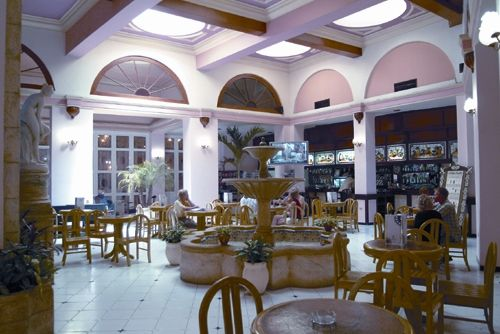 'Hotel Plaza - lobby' Check our website Cuba Travel Hotels .com often for updates.