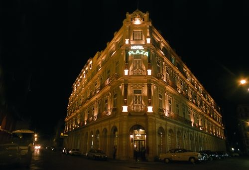 'Hotel Plaza - facade' Check our website Cuba Travel Hotels .com often for updates.