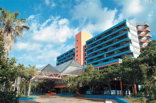 'Hotel - Puntarena - facade' Check our website Cuba Travel Hotels .com often for updates.