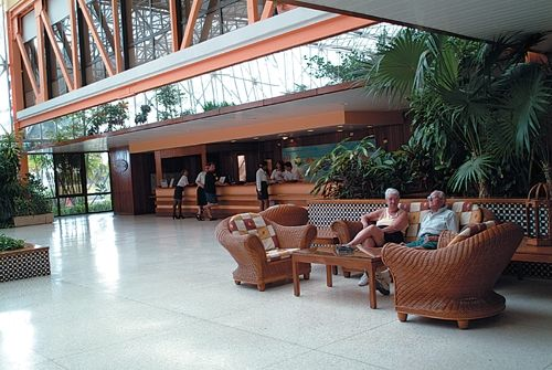 'Hotel - Puntarena - lobby' Check our website Cuba Travel Hotels .com often for updates.