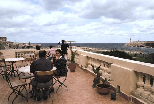 'Hotel San Miguel roof' Check our website Cuba Travel Hotels .com often for updates.