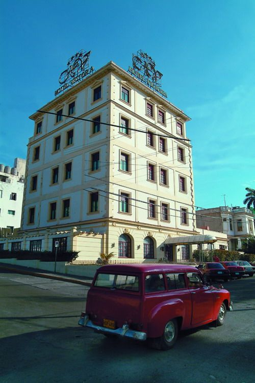 'Hotel Victoria - facade' Check our website Cuba Travel Hotels .com often for updates.