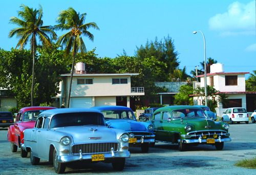 'Villa Los Pinos - old cars exhibition' Check our website Cuba Travel Hotels .com often for updates.