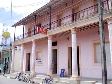'Hostal - La Habanera - facade' Check our website Cuba Travel Hotels .com often for updates.