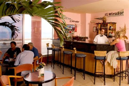 'Hotetur - Deauville - bar by the lobby with ocean view' Check our website Cuba Travel Hotels .com often for updates.