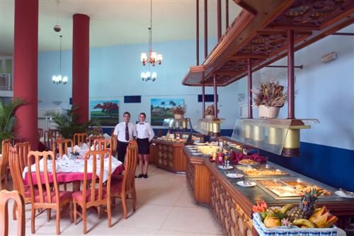 'Hotetur - Deauville - nice buffet' Check our website Cuba Travel Hotels .com often for updates.