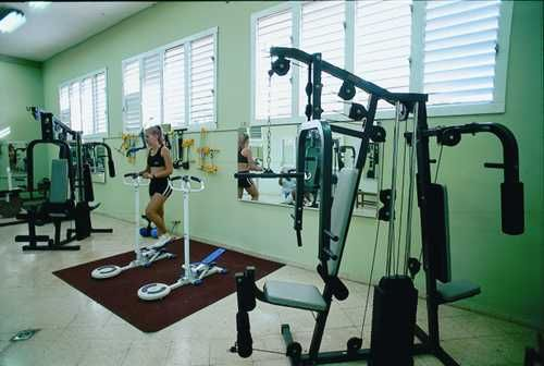 'Aparthotel - Costazul - gimnasio' Check our website Cuba Travel Hotels .com often for updates.