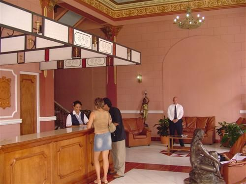 'hotel - vueltabajo - reception' Check our website Cuba Travel Hotels .com often for updates.