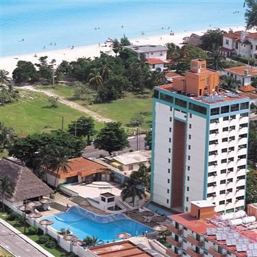 'Hotetur - Sun Beach - aerial view of the hotel and pool' Check our website Cuba Travel Hotels .com often for updates.