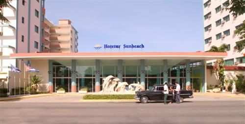 'Hotetur - Sun Beach - main entrance to the lobby' Check our website Cuba Travel Hotels .com often for updates.