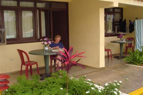 'Hotel - Las Yagrumas - outside the room' Check our website Cuba Travel Hotels .com often for updates.