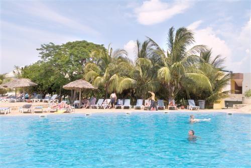 'Hotetur - Palma Real - vista de la playa' Check our website Cuba Travel Hotels .com often for updates.