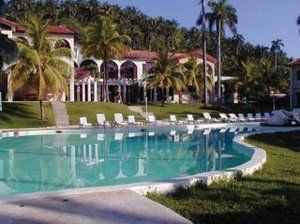 'villa baracoa - pool' Check our website Cuba Travel Hotels .com often for updates.