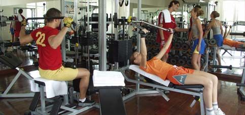 'Paradisus Princesa del Mar Gym' Check our website Cuba Travel Hotels .com often for updates.