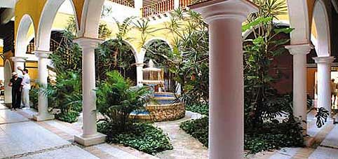 'tryp cayo coco central patio' Check our website Cuba Travel Hotels .com often for updates.